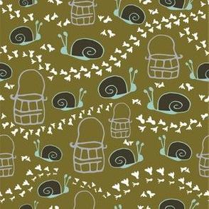 Snail Adventure