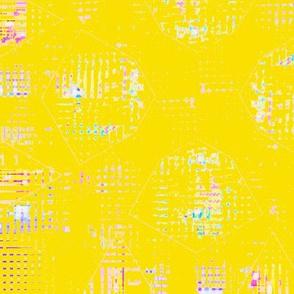 Paint Scrape (Canary Yellow)