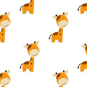 Baby Giraffe for Nursery