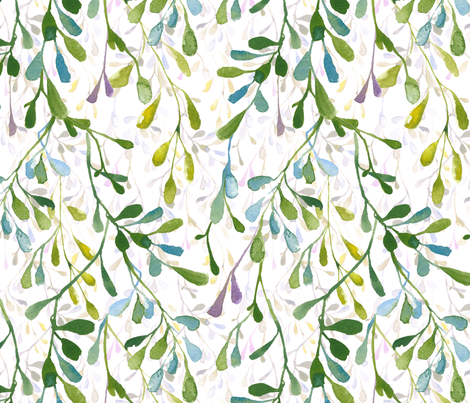 Sea Grass fabric by anom-aly on Spoonflower - custom fabric