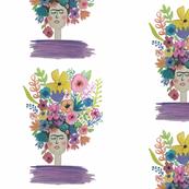 Frida Floral #3