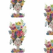 Frida Floral #2