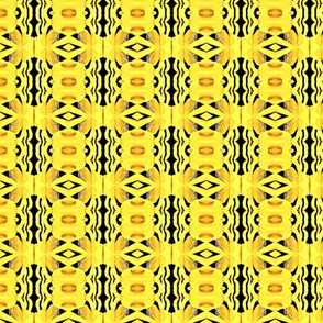 Neo Deco in Yellow and Black