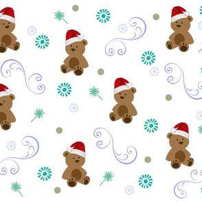 Baby Bears Christmas