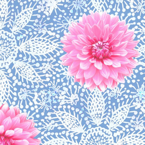 Rustic_pink_Dahlia_white_lace_dustyblue