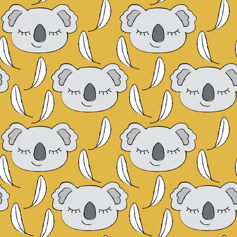 Rkoalas-grey-and-white-on-gold_shop_preview