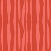 Red broken lines