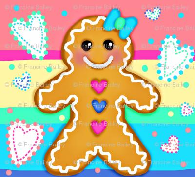 Where  Cookies Smile &  Love Flurries