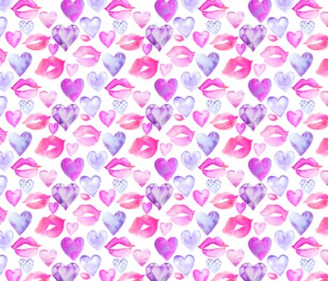 Rwatercolor-hearts-and-lips-purple_shop_preview