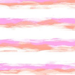 Impasto Stripes