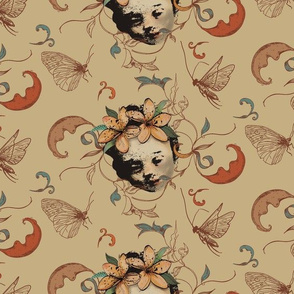 Renaissance Butterflies