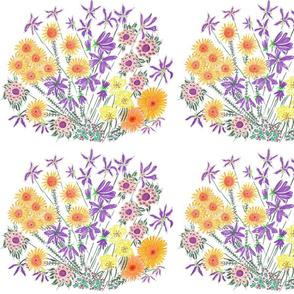 61 Pastel Flowerings