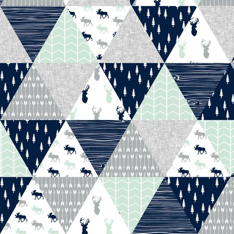 Rr6118794_rmelissa_northern_lights_triangle_quilt_top_buck_head_and_moose-02_shop_preview