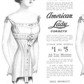 American Lady Corsets