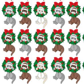 ferret_wreath