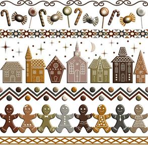 Gingerbread Row Dance