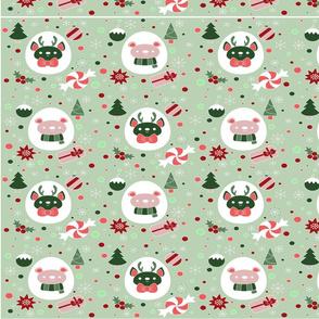 christmas pattern 1