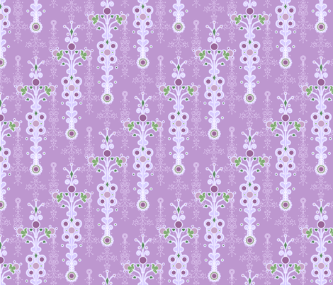 fanciful two fabric by hannafate on Spoonflower - custom fabric