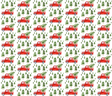 "3"" Best Friend Christmas fabric by shopcabin on Spoonflower - custom fabric"