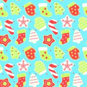 Chirstmas Cookies & Sprinkes