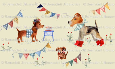 oldschool doggies_2