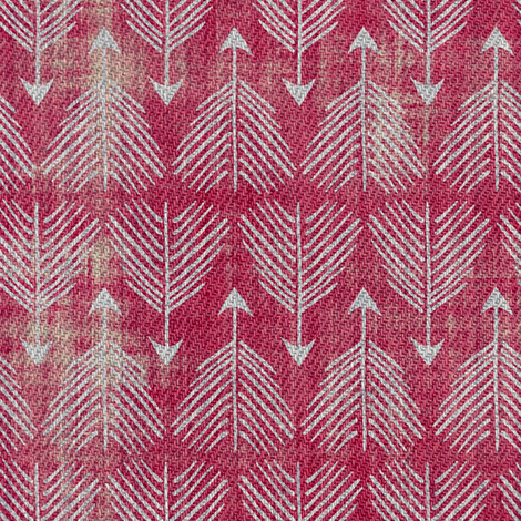 Django arrows (fuchsia) fabric by nouveau_bohemian on Spoonflower - custom fabric