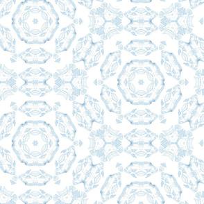 Blue Sea Swirls