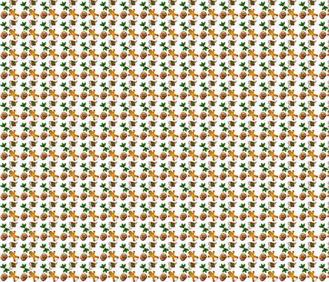 gingerman2 fabric by artzeegirl on Spoonflower - custom fabric