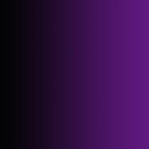 Black & Purple Ombre