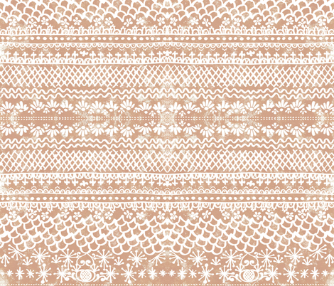 Icing  fabric by graceful on Spoonflower - custom fabric
