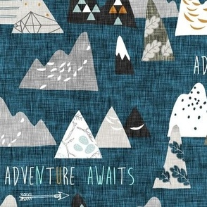 Adventure Awaits (midnightl) REGULAR