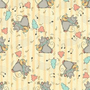 Lutenist Mouse