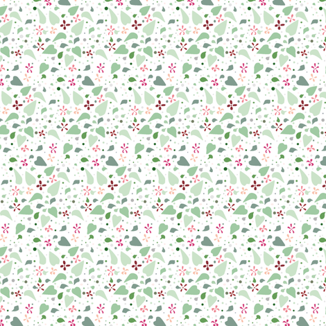 Liberty floral fabric by alix-sordet on Spoonflower - custom fabric
