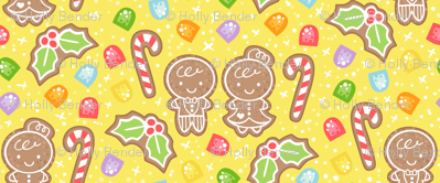 Gingerbread and Gumdrops
