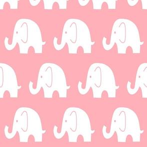 Jumbo Elephant Primrose Pink