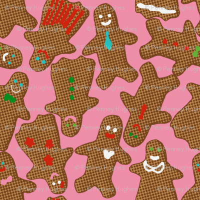 Gingerbread Decorating Party