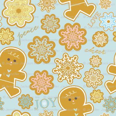 Gingerbread Winter