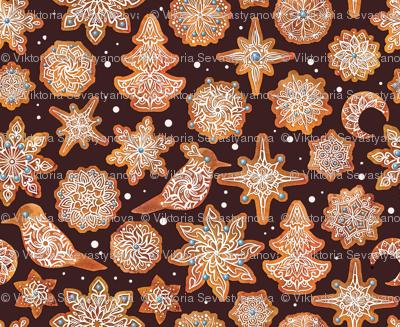ginger stars