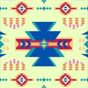 Aztec Green Southwestern