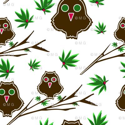 GingerbreadOwl