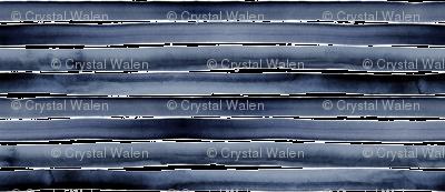 watercolor stripe blues