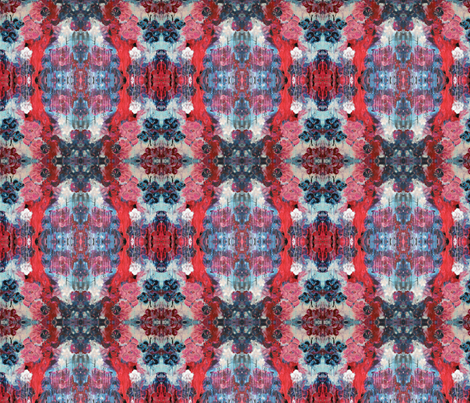 Red Abundance 1 fabric by the_turquoise_iris on Spoonflower - custom fabric