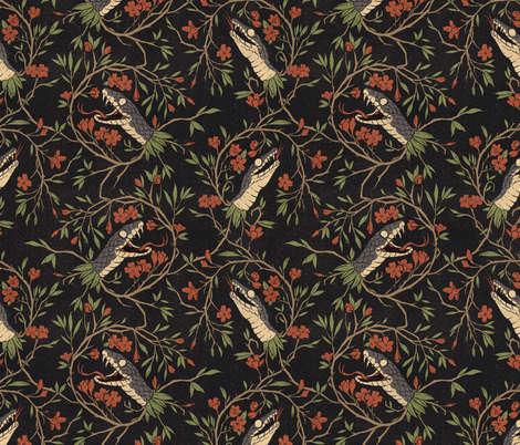 Severed fabric by derek_quinlan on Spoonflower - custom fabric