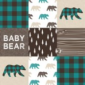Rbaby-bear-little-man-quilt-tops-teal-brown-01_shop_thumb