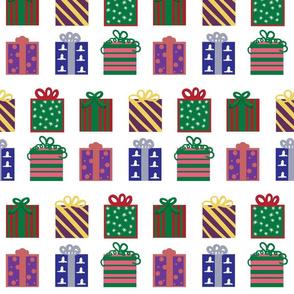 Christmas Presents Galore!