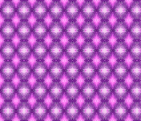 Painted Purple Pink Pattern fabric by mysticcrab on Spoonflower - custom fabric