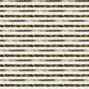 Hygge Stripe Sepia