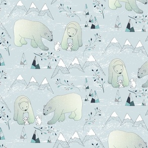 Arctic friendship