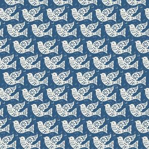 Fly away doves