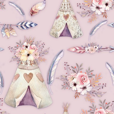 Rspring-teepee-flowers-feathers-powder-pink-by-floweryhat_shop_preview